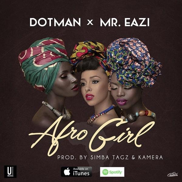 Dotman Afro Girl