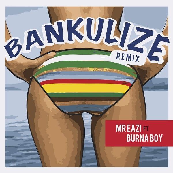 Mr Eazi Bankulize Remix