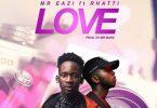 Mr Eazi Love