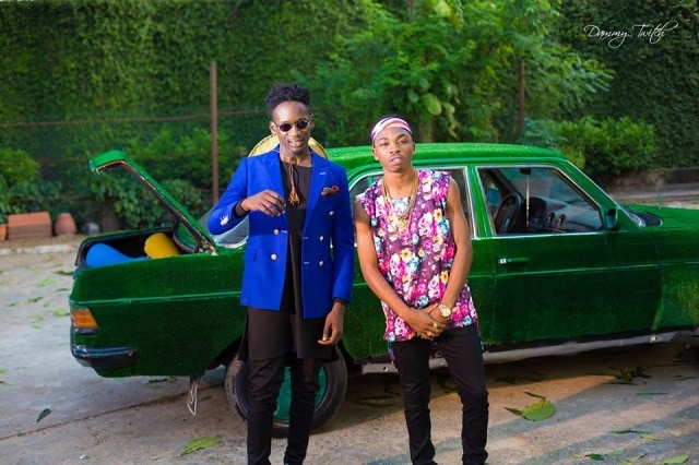 Mayorkun Love You Tire Video