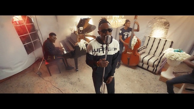 Sean Tizzle Wasted Acoustic Version Video