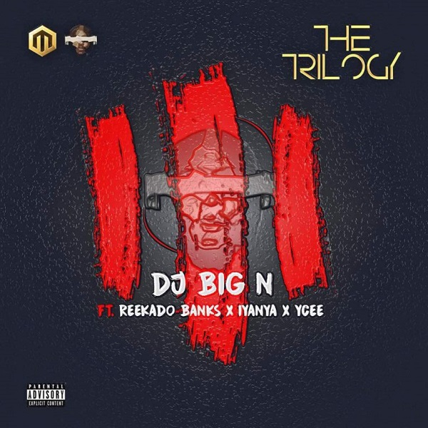 DJ Big N The Trilogy Artwork