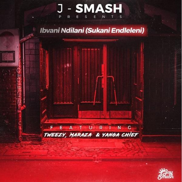 J-Smash Ibvani Ndilani (Sukani Endleleni) Artwork