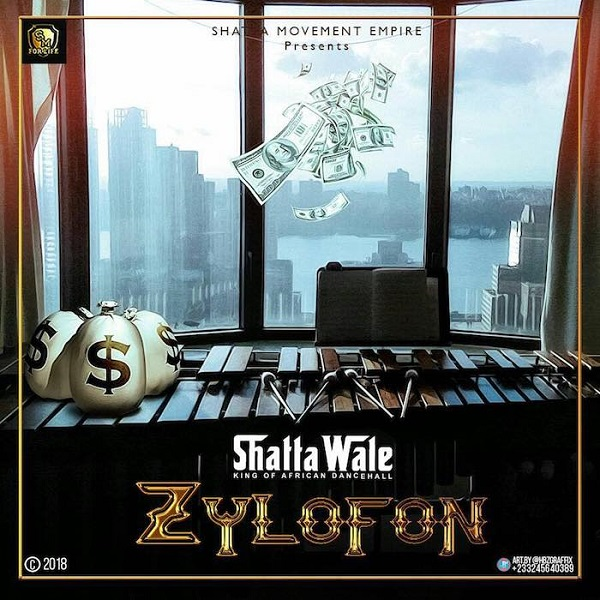 Shatta Wale Zylofon Music Artwork