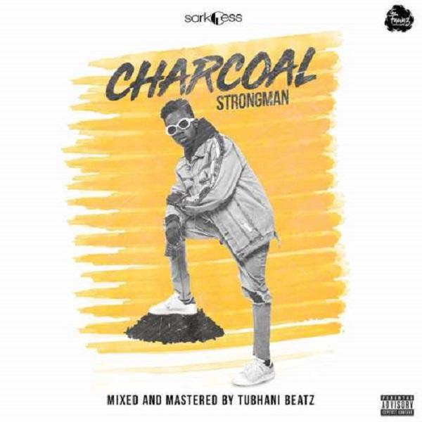 Strongman Charcoal Artwork