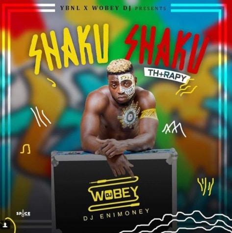 DJ Enimoney Shaku Shaku Therapy Mix