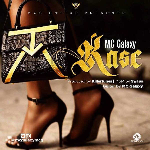 MC Galaxy Kase Artwork