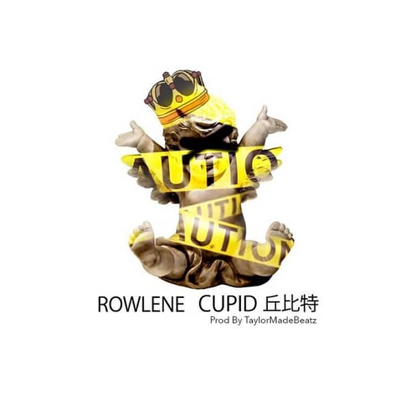 Rowlene Cupid Artwork