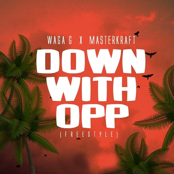 Waga G Masterkraft Down with OPP