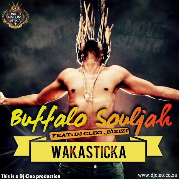 Buffalo Souljah Wakasticka Artwork