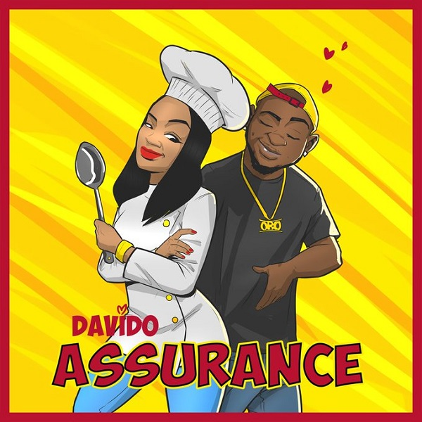 Davido Assurance Artwork