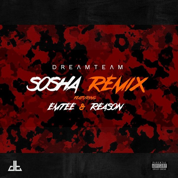 DreamTeam Sosha (Remix) Artwork