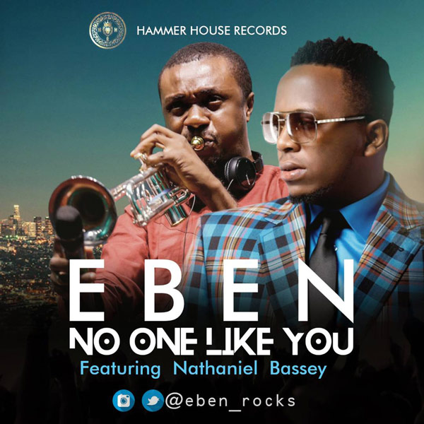 Eben No One Like You Artwork