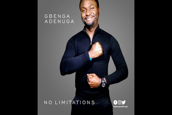 Gbenga Adenuga No Limitations Video