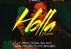 J-Wats Holla (Remix) Artwork