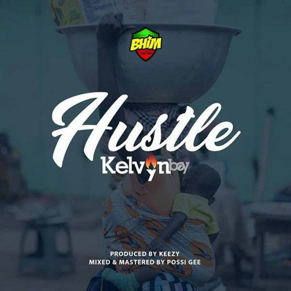 Kelvyn Boy Hustle Artwork