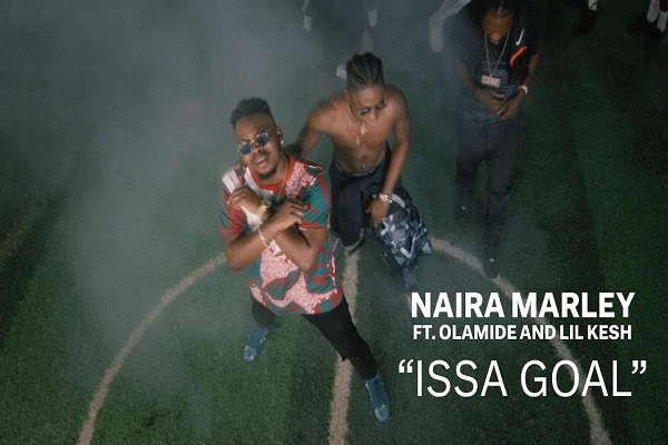 Naira Marley Issa Goal Video