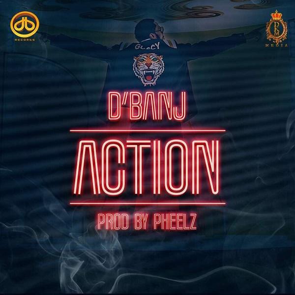 Dbanj Action