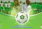 2Baba ft Waje Dettol Future Football Heroes Artwork