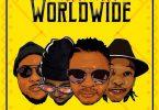 DJ Bongz GwaraGwara Worldwide Artwork