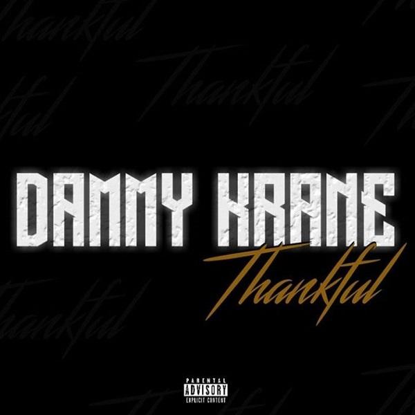 Dammy Krane Thankful Artwork