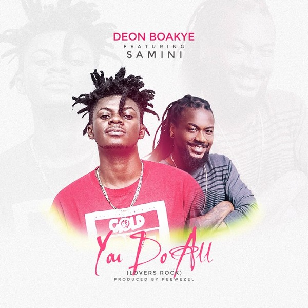 Deon Boakye You Do All Artwork