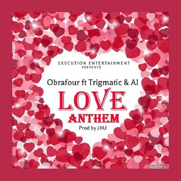 Obrafour Love Anthem Artwork
