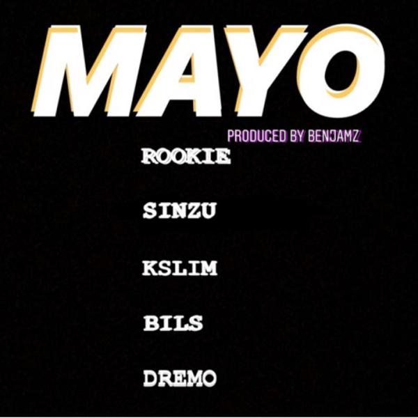 Rookie, Sinzu, KSlim, Bils, Dremo Mayo Artwork
