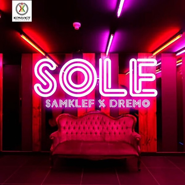 Samklef & Dremo Sole Artwork