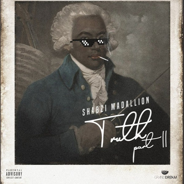 ShabZi Madallion Truth (Part II) Artwork