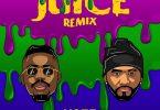 Ycee Juice (Remix) Artwork