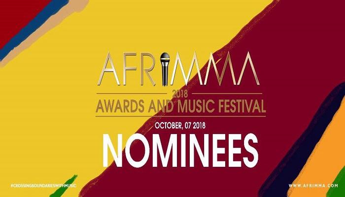 Afrimma Awards 2018 Nominees