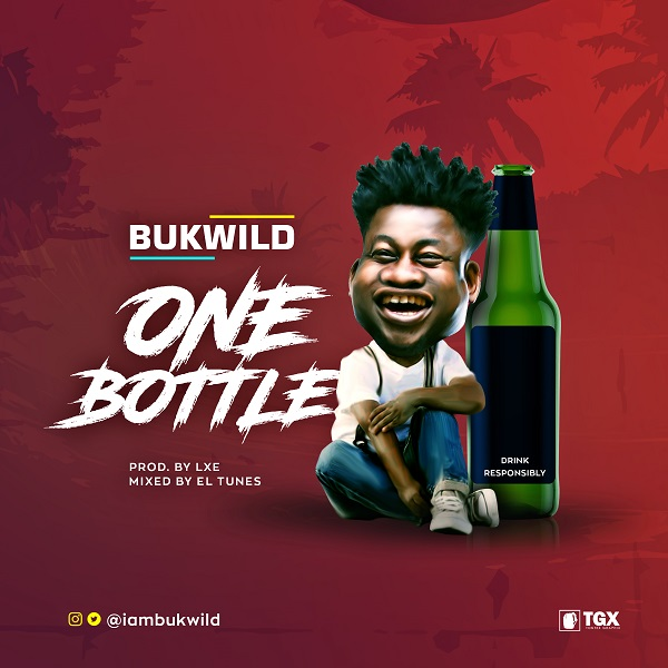 Bukwild One Bottle Artwork