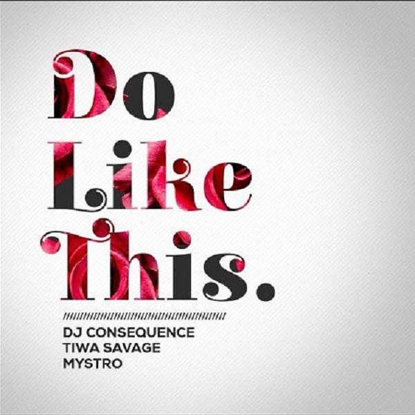 DJ Consequence Do Like This Artwork