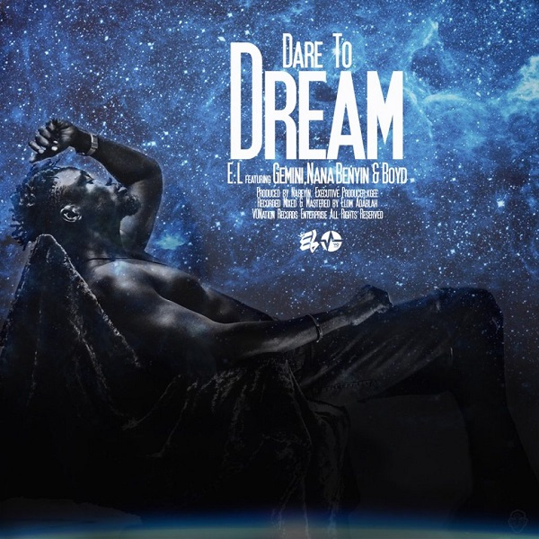 E.L Dare To Dream Artwork