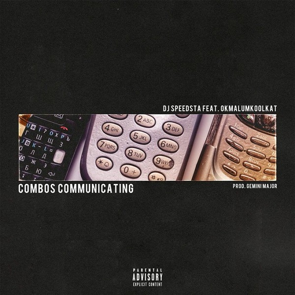 DJ Speedsta Combos Communicating Artwork
