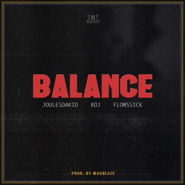 JoulesDaKid Balance Artwork