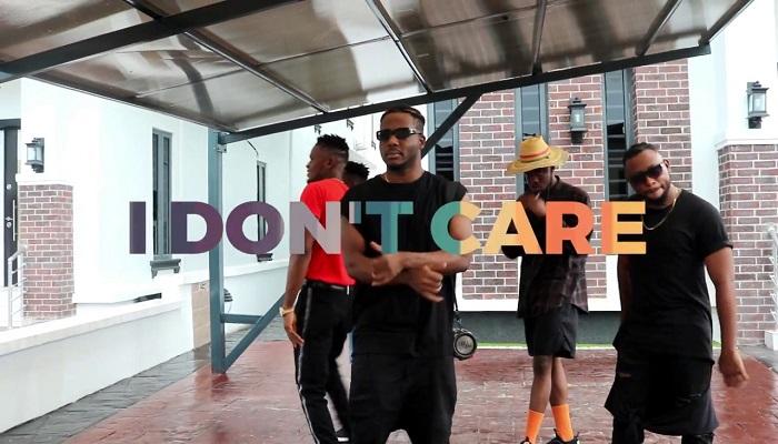 Zoro I Dun Care Video