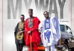 Stanley Enow My Way Artwork
