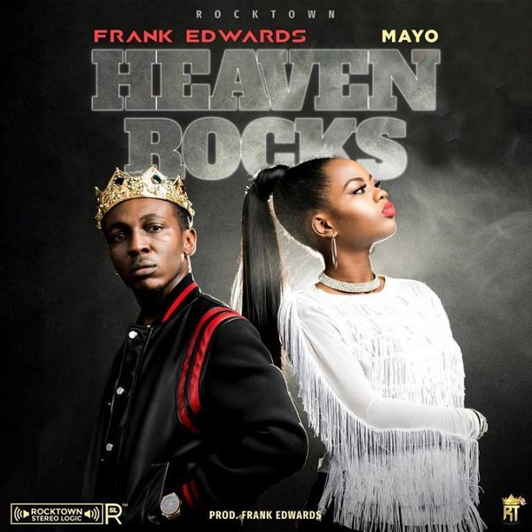 Frank Edwards Heaven Rocks Artwork