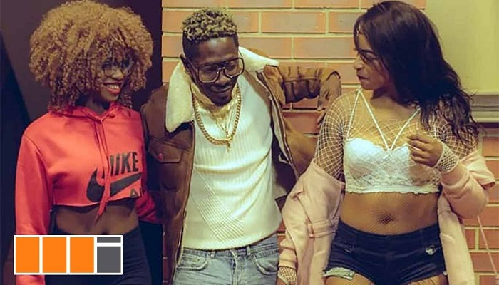 Shatta Wale Mind Made Up Video