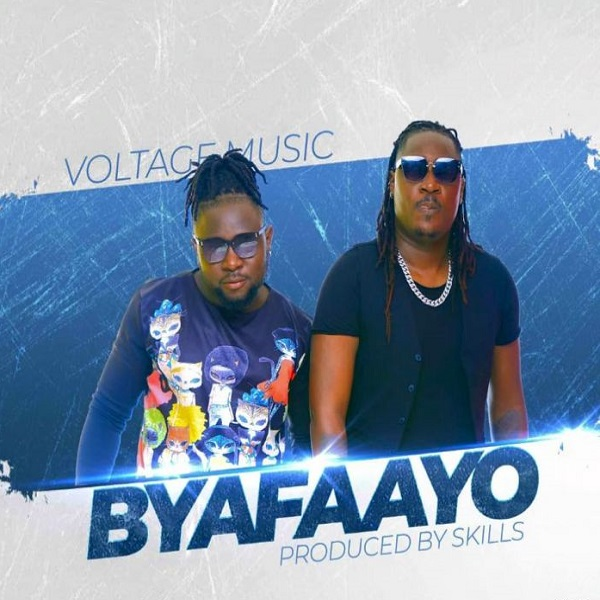Voltage Music Byafaayo Artwork
