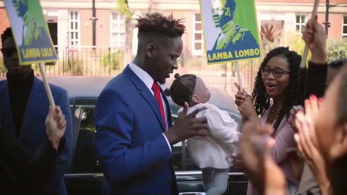 Mr Eazi Keys to The City Video