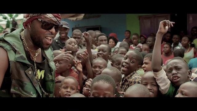 Eddy Kenzo Ghetto Video