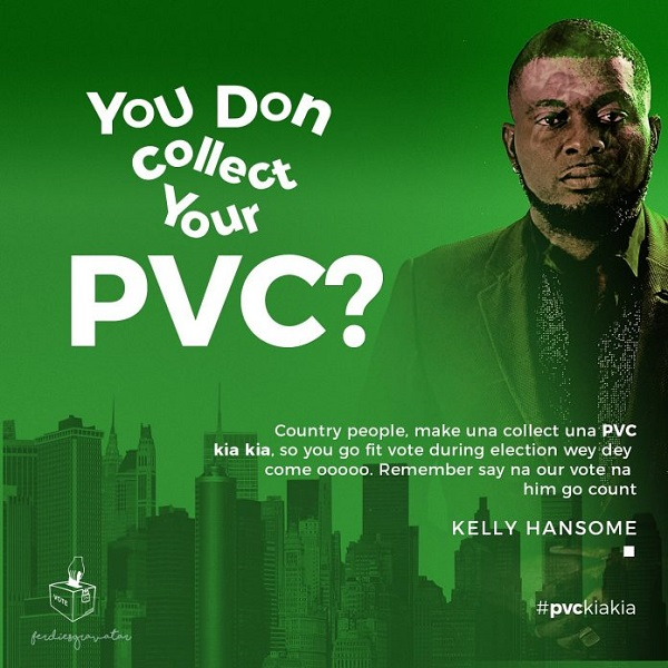 Download Kelly Hansome Vote mp3 download