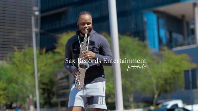 Yemi Sax Afrobeat Sax Video