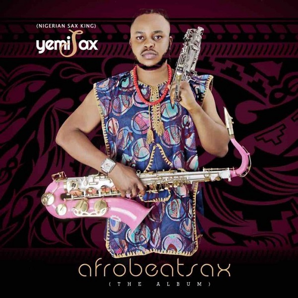 Yemi Sax Afrobeats Sax
