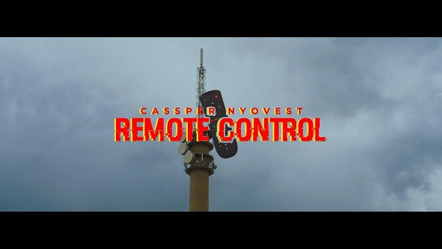 Cassper Nyovest Remote Control Video
