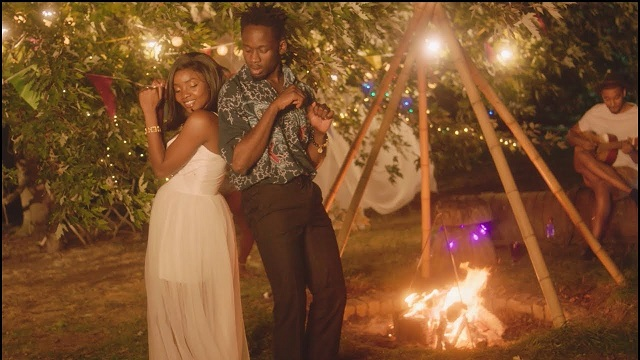 Mr Eazi Surrender Video