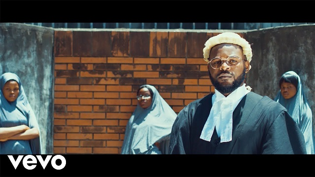 Falz Talk Video
